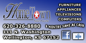 Home Town Lease Advertisement