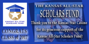 Kansas All Star Scholars Fund Advertisement