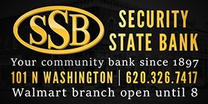 Security State Bank Advertisement