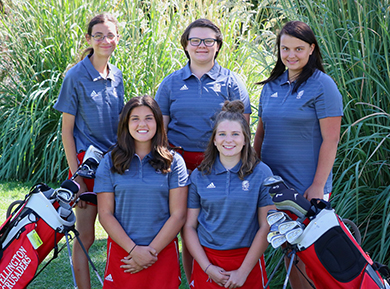 WHS Girls Golf 2017