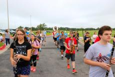 Crusader Marching Band