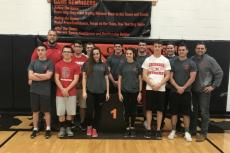 WHS Powerlifting Team